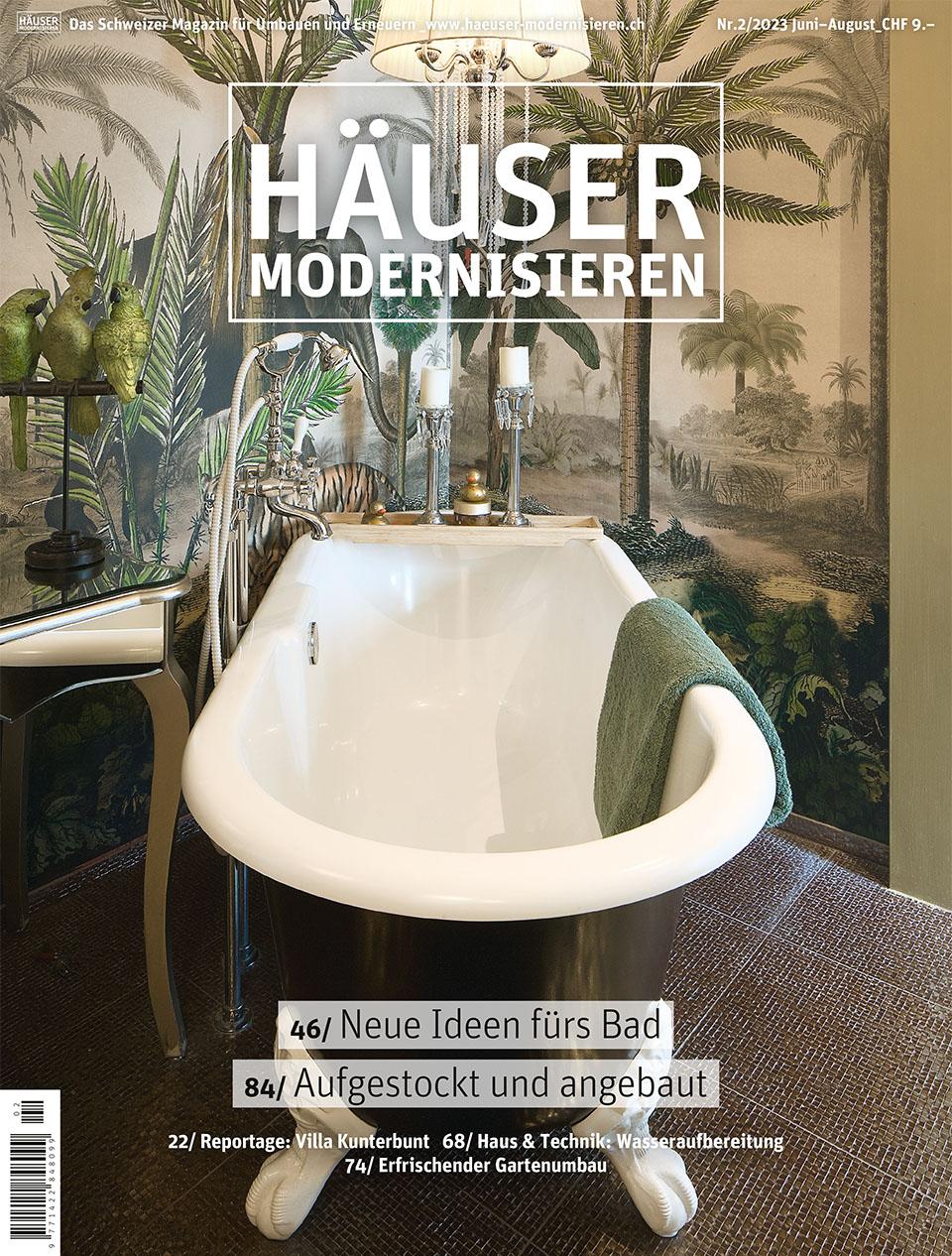 h user modernisieren news trends. Black Bedroom Furniture Sets. Home Design Ideas