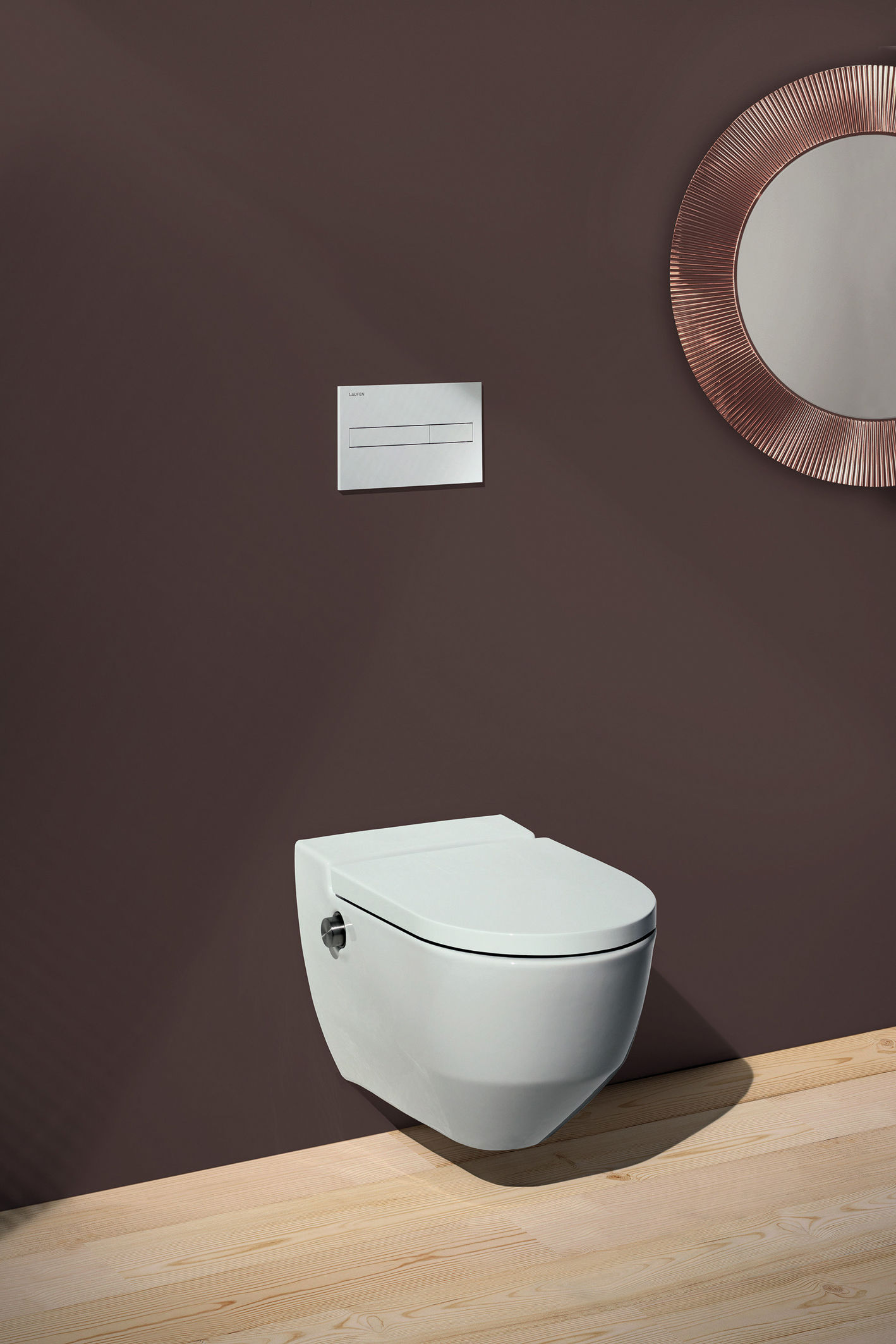 Dusch Wc Wasser Statt Papier Hauser Modernisieren